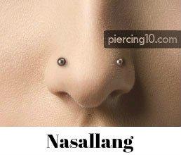 Piercing Nasallang