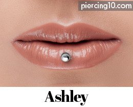 piercing ashley