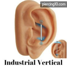 piercing industrial vertical