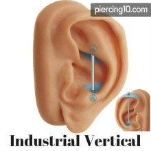 piercing industrial vertical