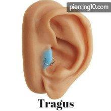 Piercing cartilago se cierra