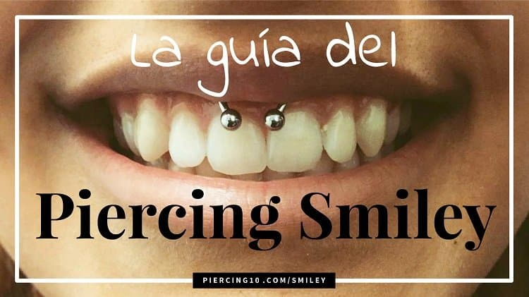 Piercing Smiley O Del Frenillo Completa Tu Sonrisa